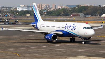 A picture of VTIKI - Airbus A320232 - IndiGo - © Aneesh Bapaye