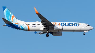 A6-FEZ - Boeing 737-8KN - flydubai