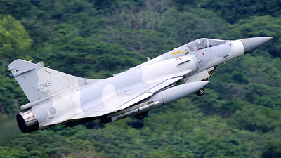 2045 - Dassault Mirage 2000-5EI - Taiwan - Air Force