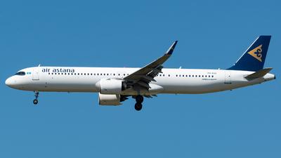 P4-KGC - Airbus A321-271NX - Air Astana
