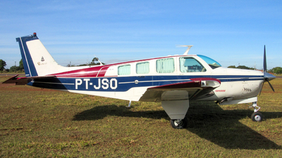 PT-JSO - Beechcraft A36 Bonanza - Private