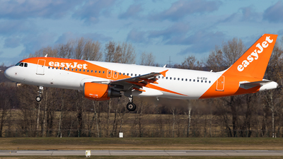 A picture of GEZUI - Airbus A320214 - [4721] - © Zbronkó Tamás
