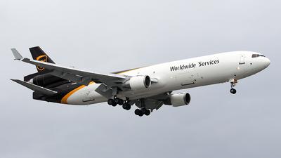 N286UP - McDonnell Douglas MD-11(F) - United Parcel Service (UPS)