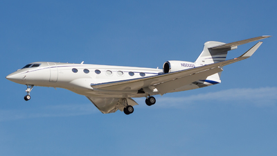 N600GS - Gulfstream G600 - Gulfstream Aerospace