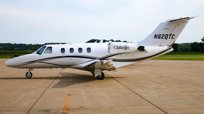 N620TC - Cessna 525 CitationJet 1 - Private