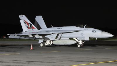 168926 - Boeing F/A-18E Super Hornet - United States - US Navy (USN)