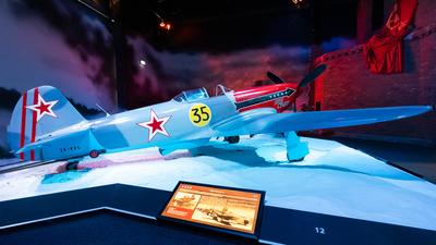 ZK-VVS - Yakovlev Yak-3 - Private