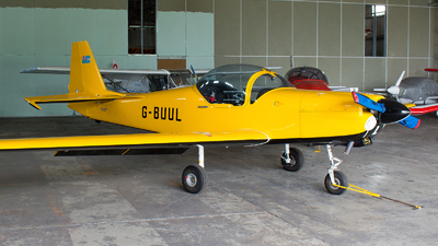 G-BUUL - Slingsby T67M Mk.II Firefly - Air Midwest Flight Academy
