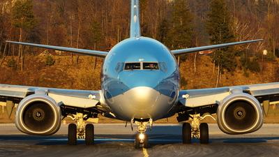 G-TAWF - Boeing 737-8K5 - TUI