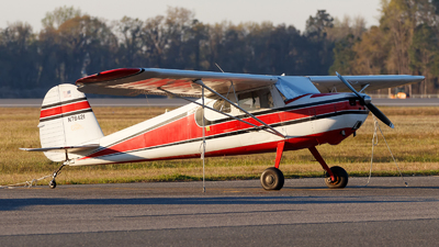 N76421 - Cessna 140 - Private