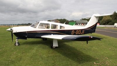 G-BOJI - Piper PA-28RT-201 Arrow IV - Private