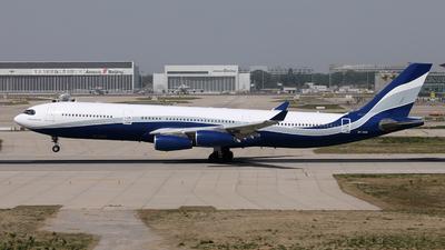 9H-SUN - Airbus A340-313X - Hifly