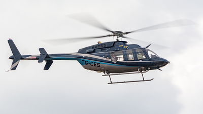 TG-CES - Bell 407 - Private