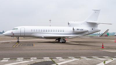 9H-JLK - Dassault Falcon 7X - TAG Aviation