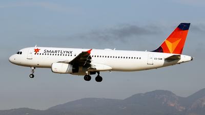 ES-SAM - Airbus A320-232 - SmartLynx Airlines