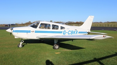 G-CBKR - Piper PA-28-161 Warrior III - Private