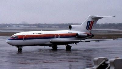 N7071U - Boeing 727-22 - United Airlines