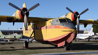 UD.13-1 - Canadair CL-215 - Spain - Air Force