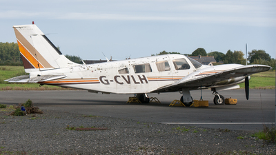 G-CVLH - Piper PA-34-200T Seneca II - Private
