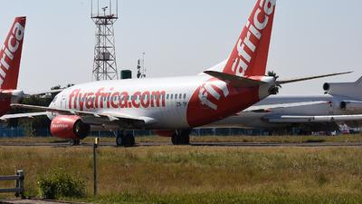 ZS-TFJ - Boeing 737-55S - FlyAfrica