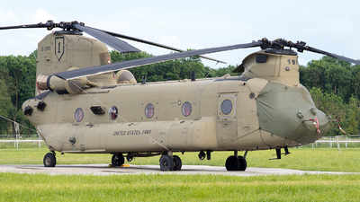 15-08195 - Boeing CH-47F Chinook - United States - US Army
