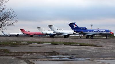 UKDE - Airport - Ramp
