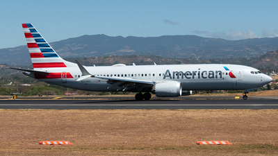 A picture of N308RD - Boeing 737 MAX 8 - American Airlines - © Degupukas