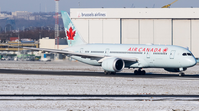 A picture of CGHPX - Boeing 7878 Dreamliner - Air Canada - © Viktor Szontagh