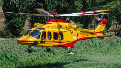 I-MVRK - Agusta-Westland AW-139 - Babcock Italia