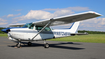 N9724B - Cessna 172RG Cutlass RG - Private