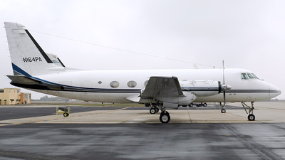 N164PA - Grumman G-159 Gulfstream G-I - Private