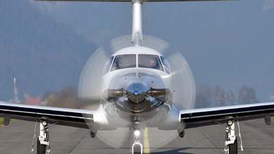 T7-PBL - Pilatus PC-12/47E - Fly 7 Executive Aviation