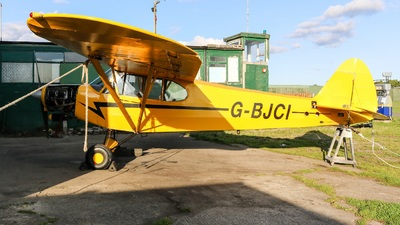 G-BJCI - Piper L-18C Super Cub - Private
