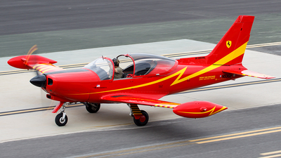 N53GP - SIAI-Marchetti SF260WL - Private