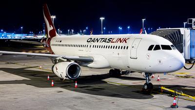 VH-UVQ - Airbus A320-232 - QantasLink (Network Aviation)