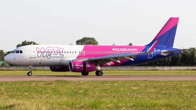 A picture of HALSB - Airbus A320232 - Wizz Air - © Denis Kuzmenko