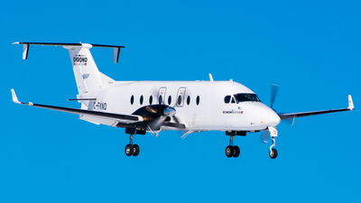 C-FKNO - Beech 1900D - Chrono Aviation