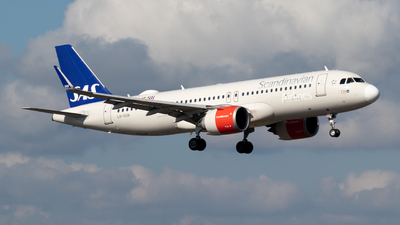 A picture of LNRGM - Airbus A320251N - SAS - © Kamil Pisarski
