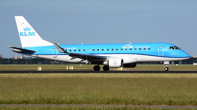 PH-EXM - Embraer 170-200STD - KLM Cityhopper