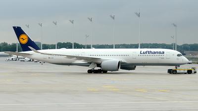 D-AIXA - Airbus A350-941 - Lufthansa