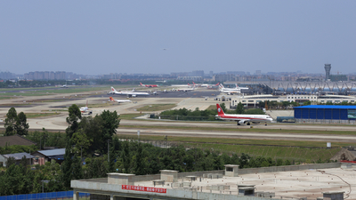 ZUUU - Airport - Airport Overview