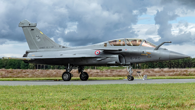 317 - Dassault Rafale B - France - Air Force