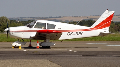 A picture of OKJOR - Piper PA28140 - [2825530] - © Hanys