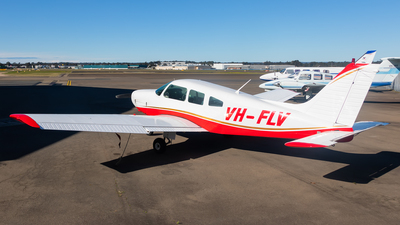 VH-FLV - Piper PA-28-161 Cherokee Warrior II - Private