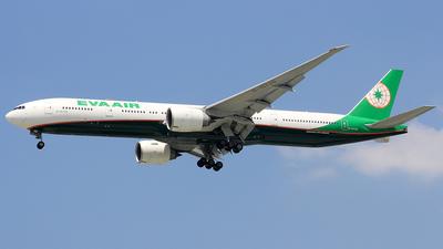 B-16728 - Boeing 777-36NER - Eva Air