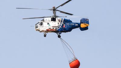 EC-KGA - Kamov Ka-32A-11BC - Fumigación Aérea Andaluza (FAASA)