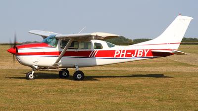 PH-JBY - Cessna U206F Stationair 6 - Private