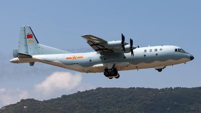 10655 - Shaanxi Y-9 - China - Air Force