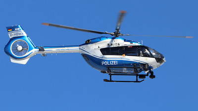 D-HBWX - Airbus Helicopters H145 - Germany - Police