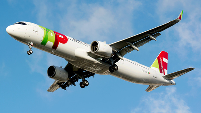 CS-TXH - Airbus A321-251NX - TAP Air Portugal